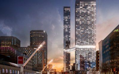 Groupe Prelco se voit attribuer un important contrat architectural à Montréal