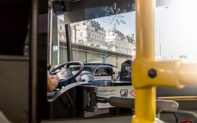 Introducing Prelco PPS, our new protective barriers for bus drivers